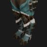 雪鬼獸S護腿