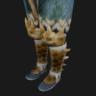 青熊獸護腿