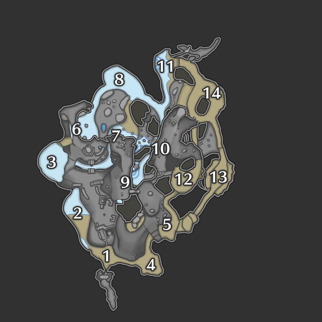 Lava Caverns