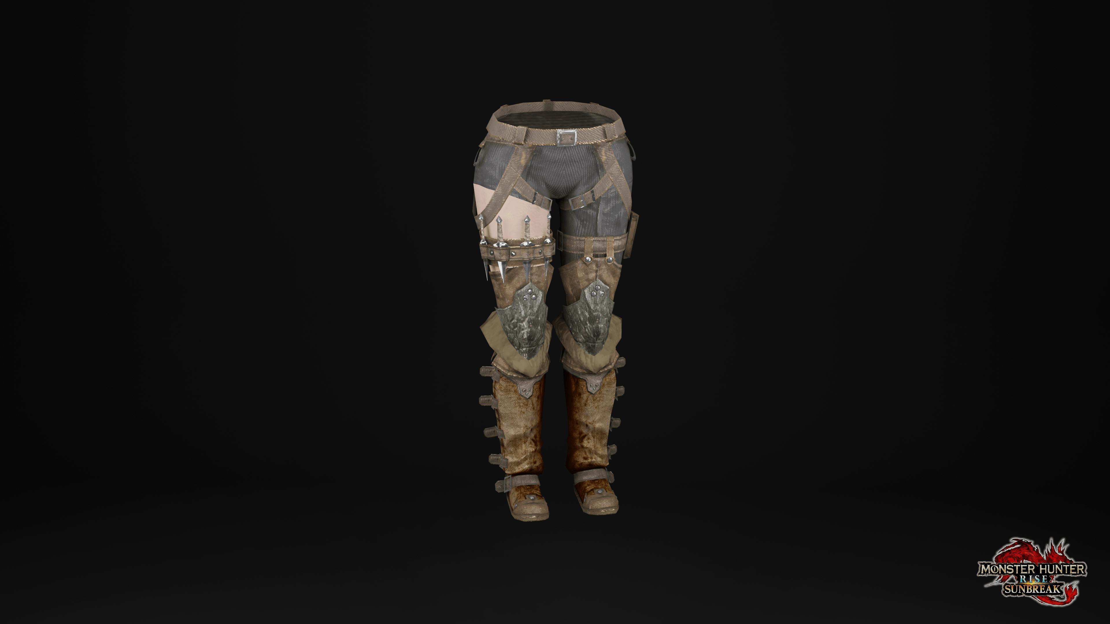 獵人S護腿
