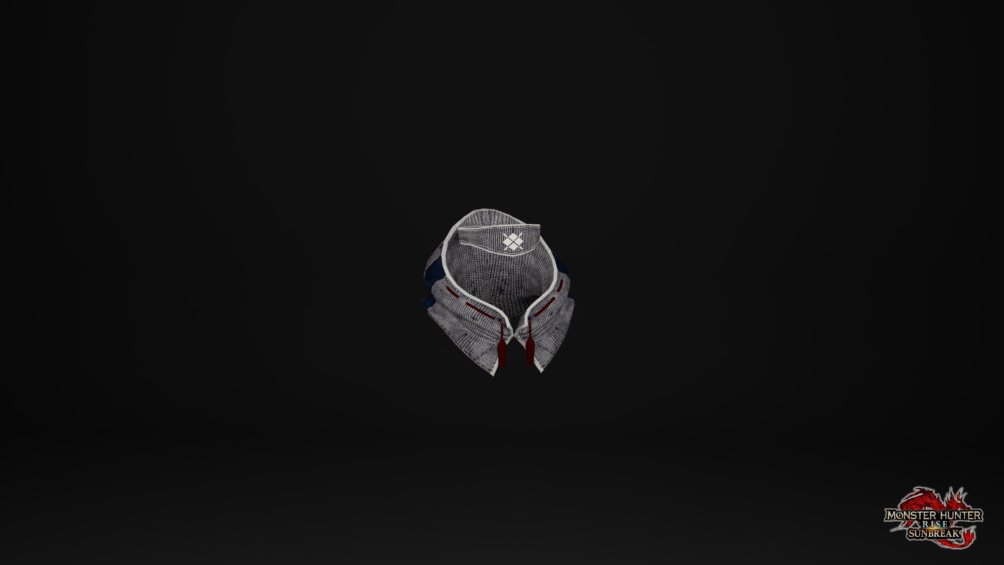 炎火装束【头巾】